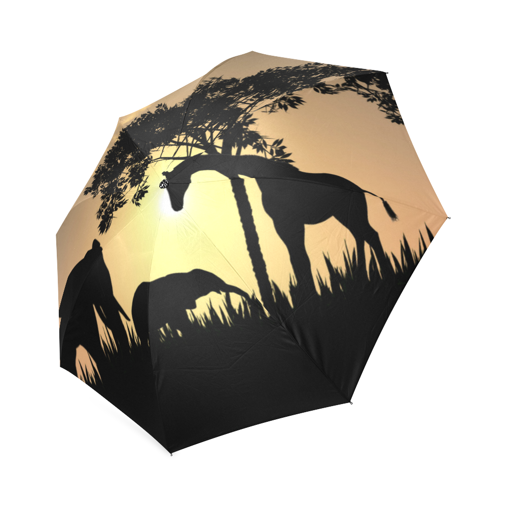 Safari umbrella
