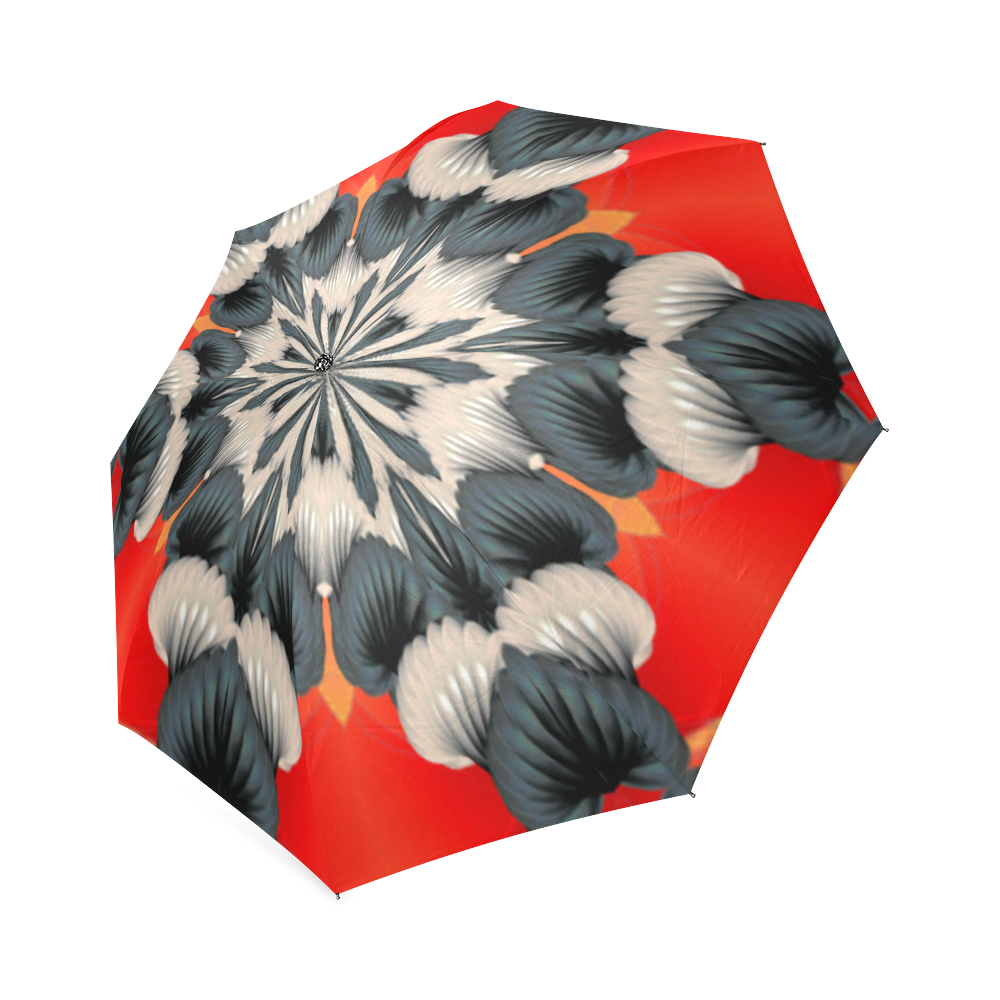 star flower umbrella