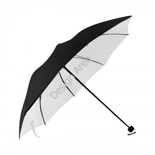 Anti-UV Foldable Umbrella (Underside Printing)