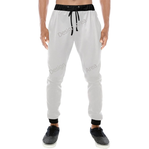 Men's All Over Print Sweatpants/Large Size (Model L11)