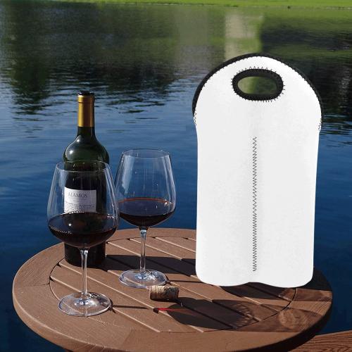 2-Bottle Neoprene Wine Bag