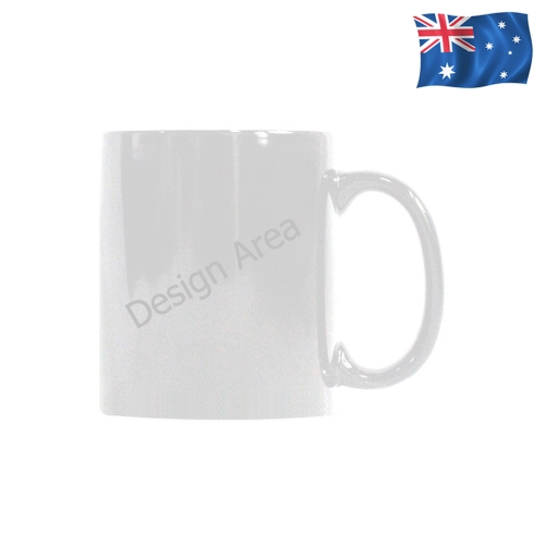 Custom White Mug (11OZ)