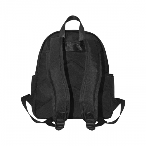 Multi-Pocket Fabric Backpack (Model 1684)