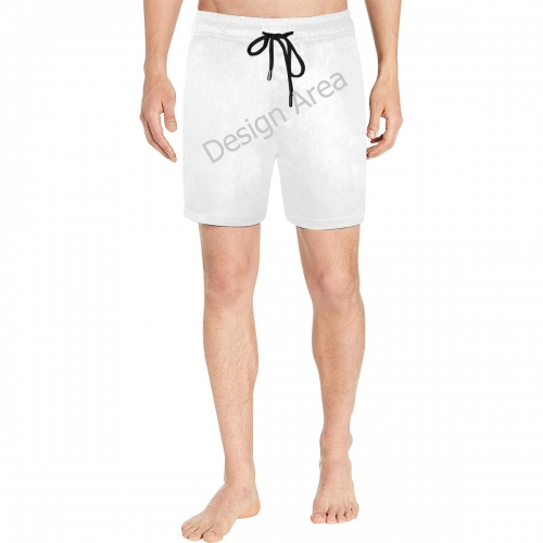 Men's Mid-Length Swim Shorts (Model L39)