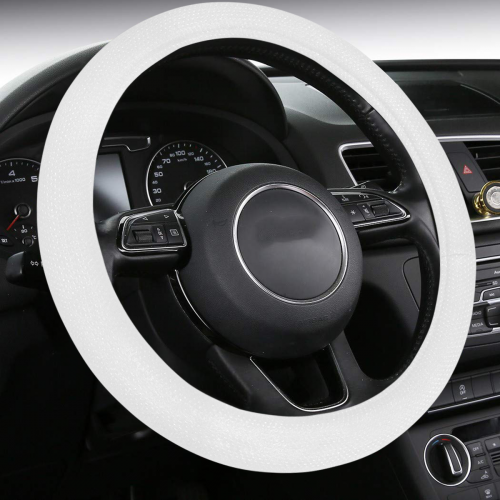 Steering Wheel Cover with Anti-Slip Insert