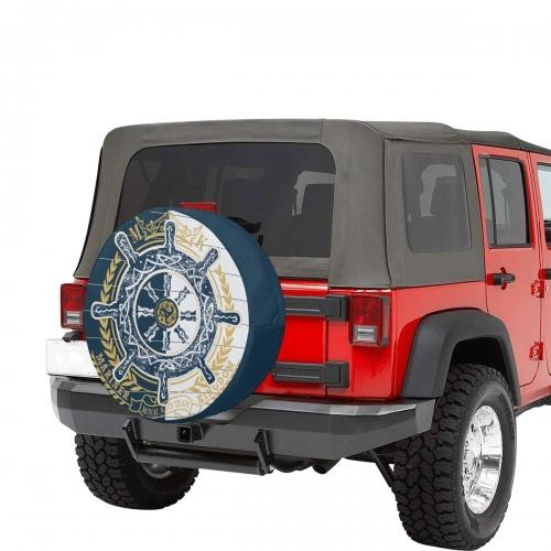 34 Inch Spare Tire Cover