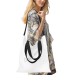 All Over Print Canvas Tote Bag/Medium (Model 1698)