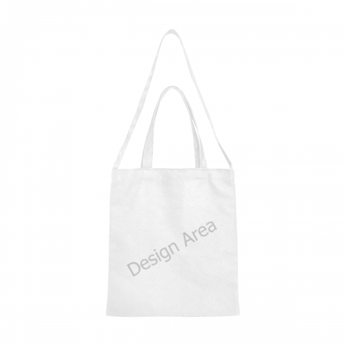 Canvas Tote Bag/Medium (Model 1701)