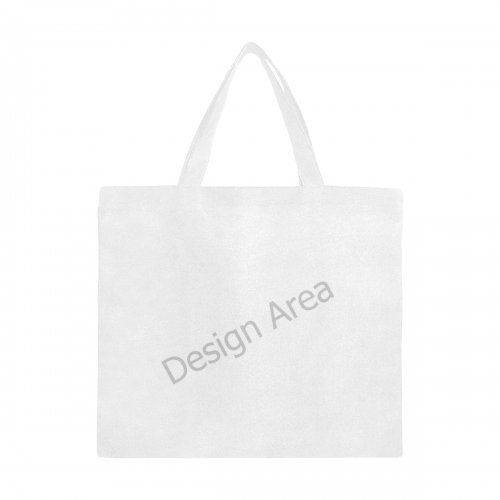 Canvas Tote Bag/Large (Model 1702)