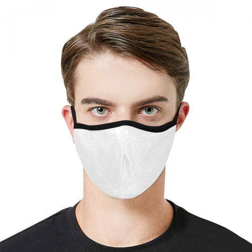 Mouth Mask in One Piece (2 Filters Included) (Model M02)