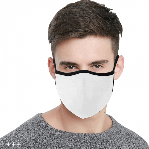 3D Mouth Mask (15 Filters Included) (Model M03) (Non-medical Products)