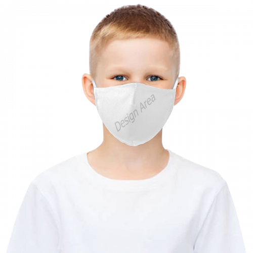 3D Mouth Mask with Drawstring (30 Filters Included) (Model M04)