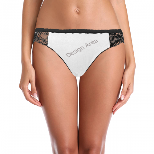 Women's Lace Panty (Model L41)