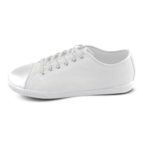 Women's Canvas Shoes (Model 016)