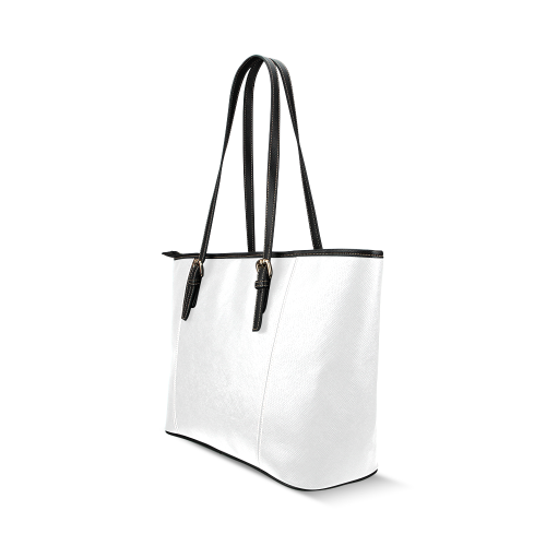 Leather Tote Bag/Large (Model 1640)