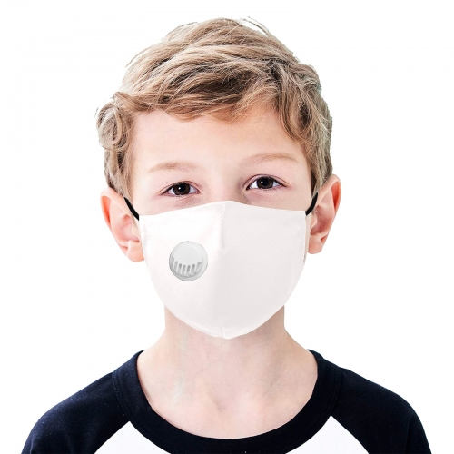3D Mouth Mask with Breathing Valve (Model M04)