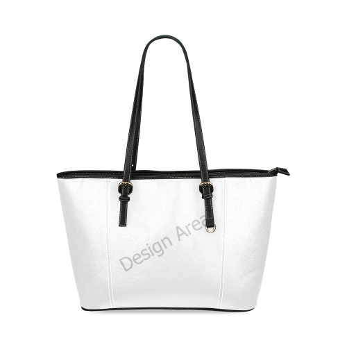 Leather Tote Bag/Small (Model 1640)