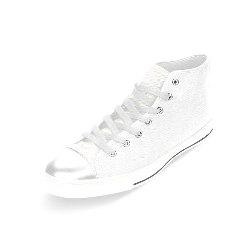 Men's Classic High Top Canvas Shoes (Model 017)