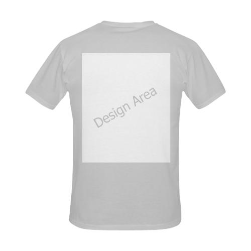 Men's Slim Fit T-shirt (Model T13)
