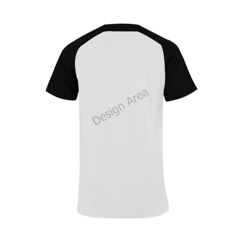 Men's Raglan T-shirt (USA Size) (Model T11)
