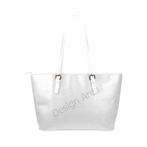 Leather Tote Bag/Small (Model 1651)