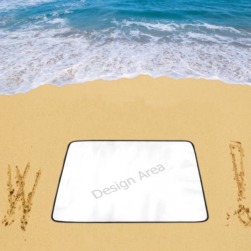 """Beach Mat 78""""x 60"""""""