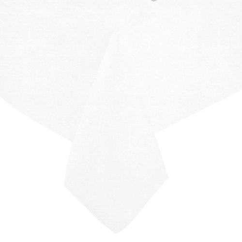 "Cotton Linen Tablecloth 60""x 84"""