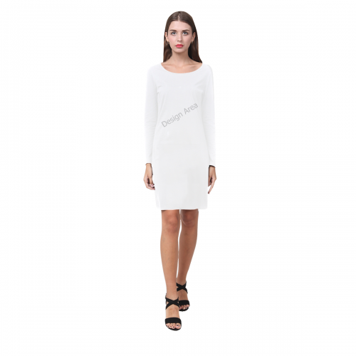 Demeter Long Sleeve Nightdress (Model D03)