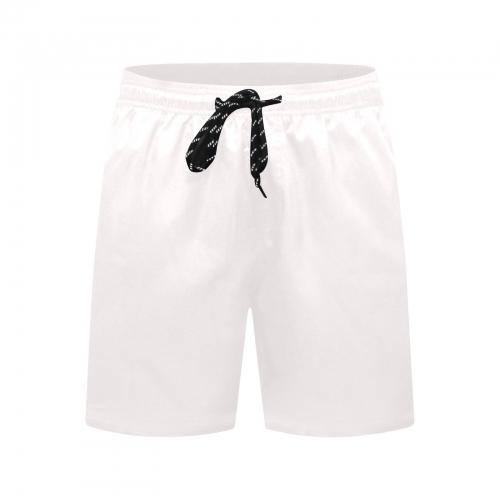 Men's Mid-Length Beach Shorts (Model L51)