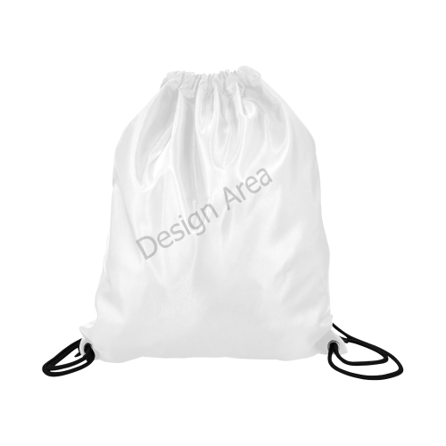 "Large Drawstring Bag Model 1604 (Twin Sides)  16.5""(W) * 19.3""(H)"