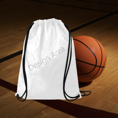"Medium Drawstring Bag Model 1604 (Twin Sides) 13.8""(W) * 18.1""(H)"