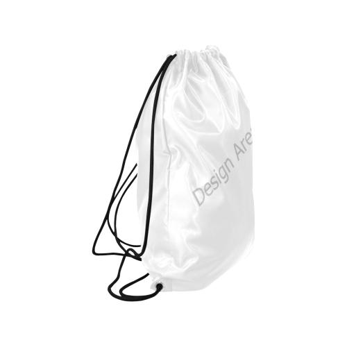 "Medium Drawstring Bag Model 1604 (Twin Sides) 13.8""(W) * 18.1""(H)"