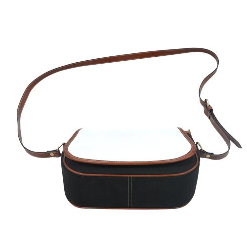 Saddle Bag/Small (Model 1649)(Flap Customization)
