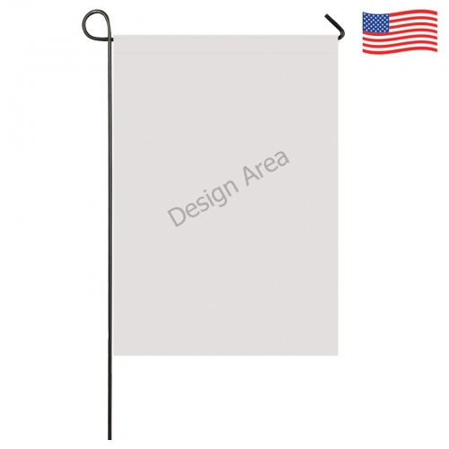 Garden Flag 28''x40'' (Without Flagpole)