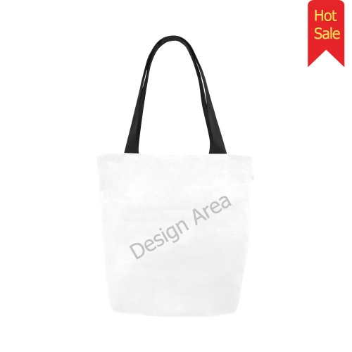 Canvas Tote Bag (Model 1657)