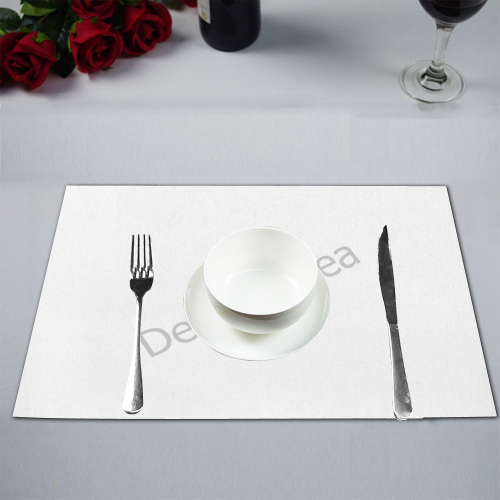 Placemat 12'' x 18'' (Four Pieces)