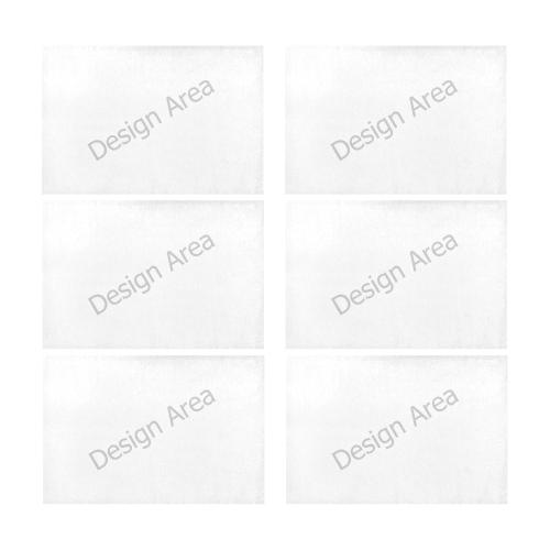 Placemat 12'' x 18'' (Six Pieces)