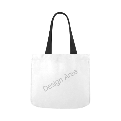 Canvas Tote Bag 02 Model 1603 (Two sides)