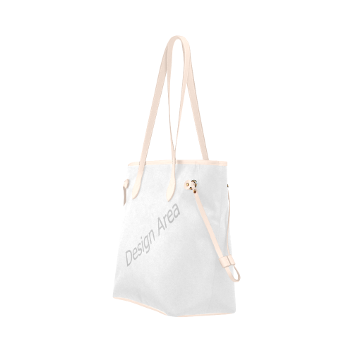 Clover Canvas Tote Bag (Model 1661)