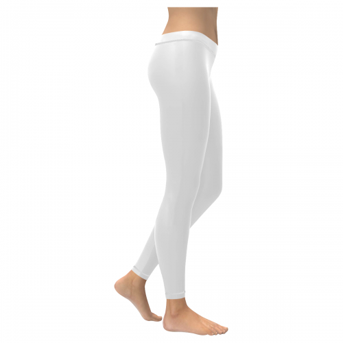 New Low Rise Leggings (Flatlock Stitch) (Model L07)