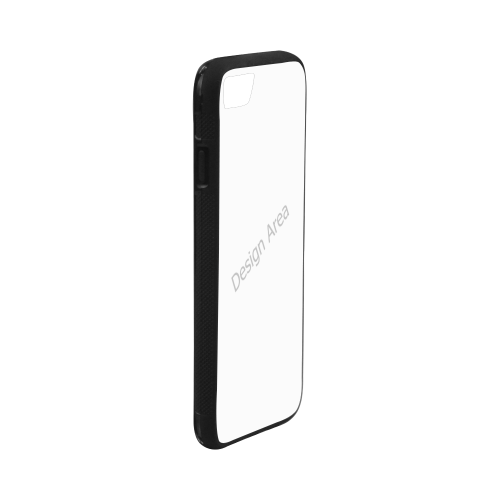 "Rubber Case for iPhone 8 (4.7"") (Trapezoidal hole)"