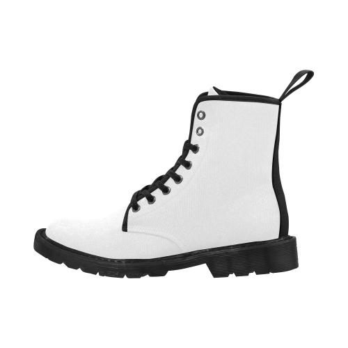 Martin Boots for Women (Black) (Model 1203H)