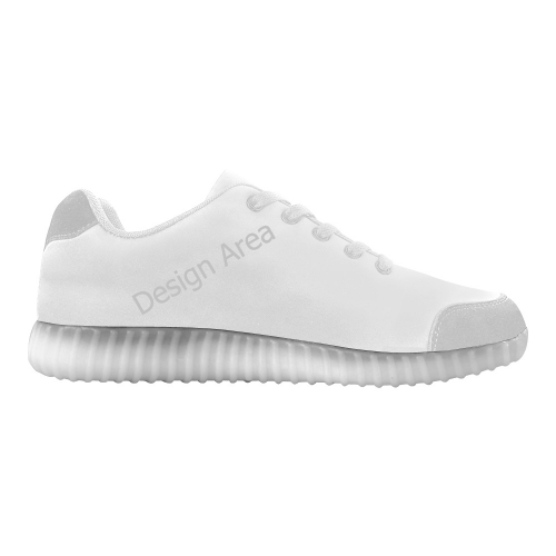 Light Up Casual Women's Shoes (Model 046)