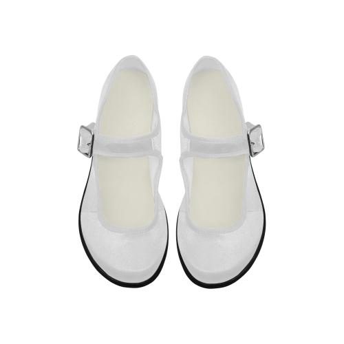 Mila Satin Women's Mary Jane Shoes (Model 4808)