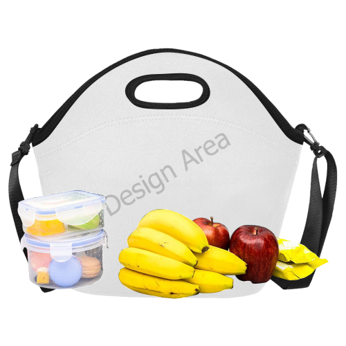 Neoprene Lunch Bag/Large (Model 1669)
