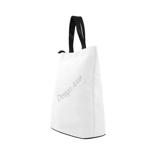 Nylon Lunch Tote Bag (Model 1670)