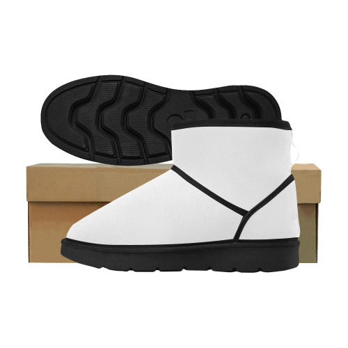 Low Top Unisex Snow Boots (Model 049)