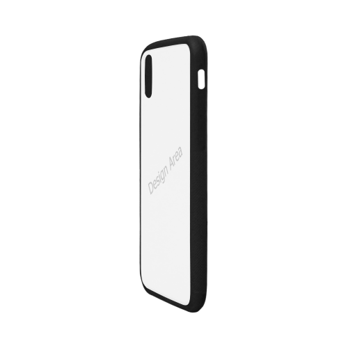 Rubber Case for iPhone X