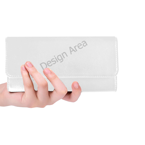 Women's Trifold Wallet (Model 1675)