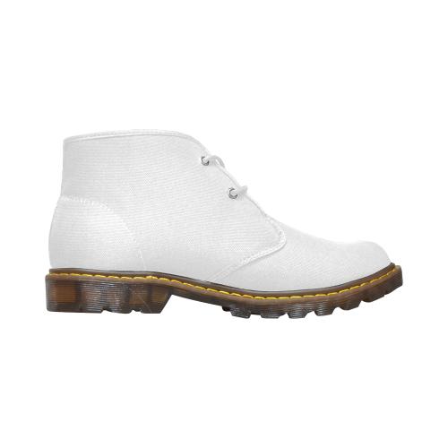Women's Canvas Chukka Boots (Model 2402-1)